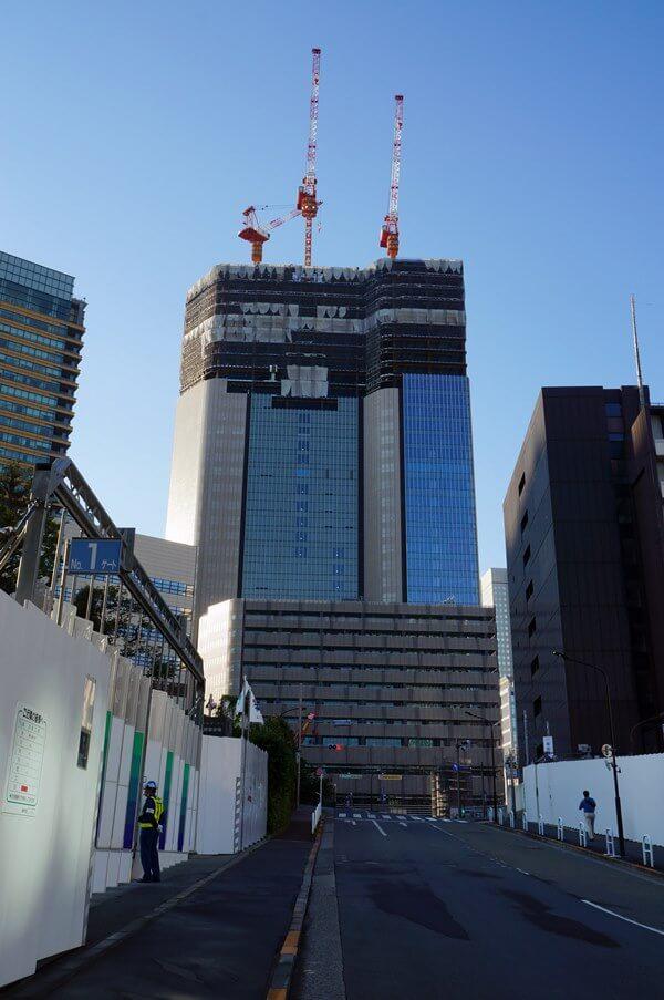 「赤坂インターシティ AIR」 2016.10.15