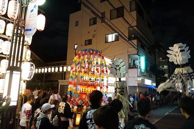 品川 妙国寺 御会式 2016.10.16