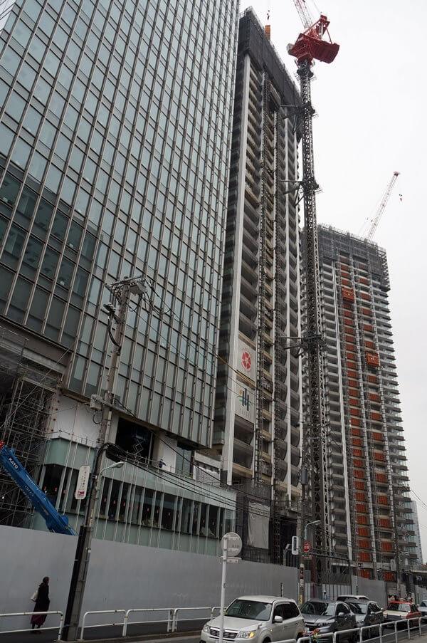 「Brillia Towers 目黒」(ブリリアタワーズ目黒) 2016.10.22
