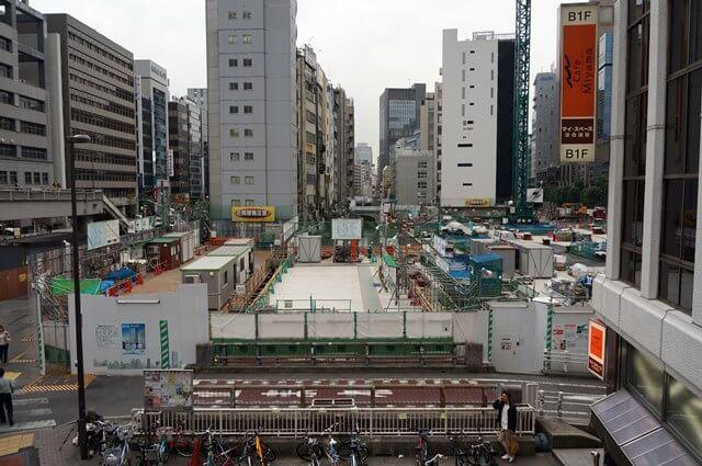 「渋谷ストリーム」(SHIBUYA STREAM) 2016.10.22