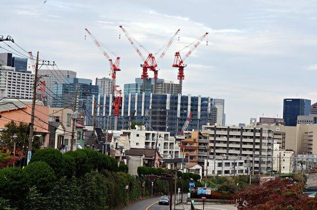「(仮称)大崎複合再開発タワープロジェクト」 2016.10.23