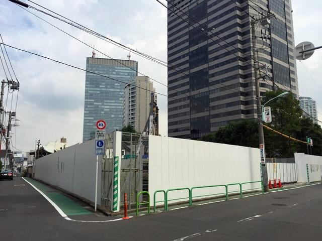 「(仮称)赤坂5丁目プロジェクト」 2016.9.26