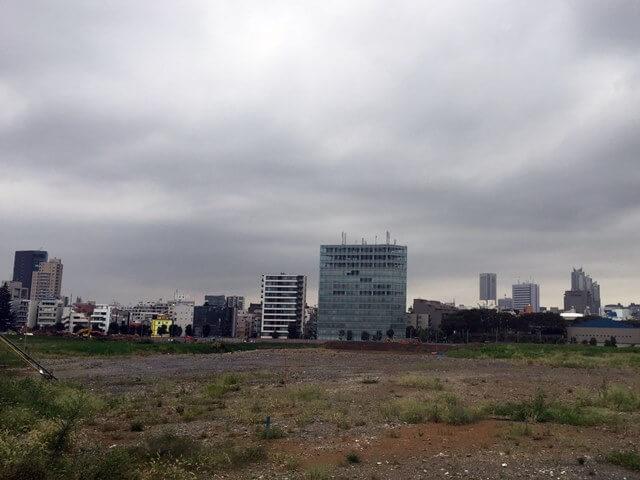 新国立競技場 2016.10.5