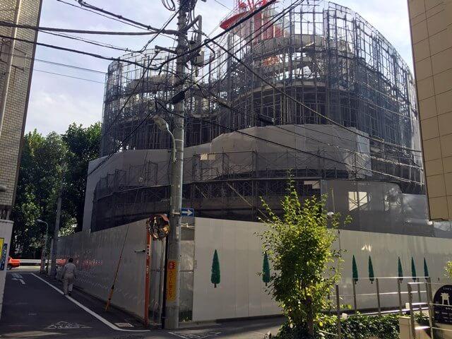 「パークコート青山ザタワー」(Park Court Aoyama the Tower) 2016.10.12