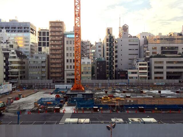 「ニッセイ浜松町クレアタワー」 2016.10.18
