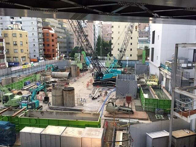 「浜松町駅西口開発計画 A-3街区」 2016.10.18