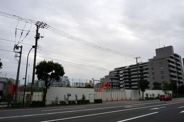 「(仮称)品川区東大井1丁目計画」 2016.10.30
