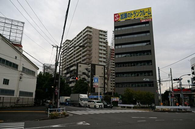 「オーベルグランディオ品川勝島」 2016.10.30