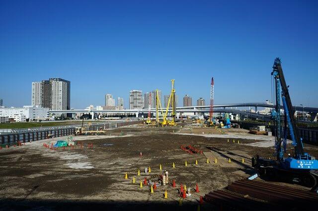 「(仮称)東京ベイトリプルタワープロジェクト」  2016.11.3