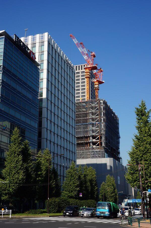 (仮称)日本橋二丁目地区第一種市街地再開発事業 A街区 2016.11.5