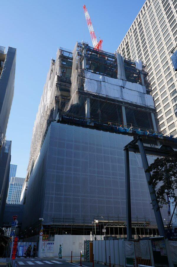 (仮称)日本橋二丁目地区第一種市街地再開発事業 C街区 2016.11.5