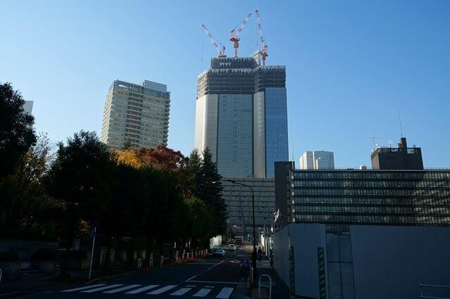 「赤坂インターシティ AIR」 2016.11.5