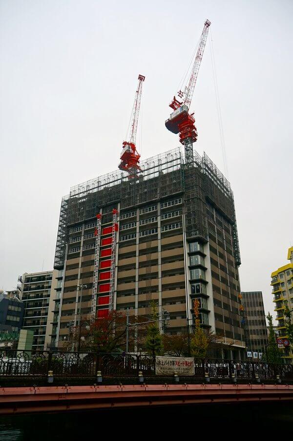 「ブリリア ザ・タワー 東京八重洲アベニュー」 2016.11.19