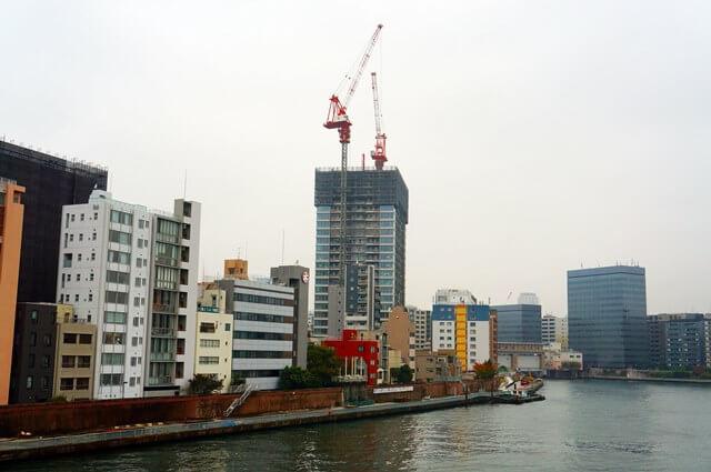 「パークシティ中央湊 ザ タワー」 2016.11.19