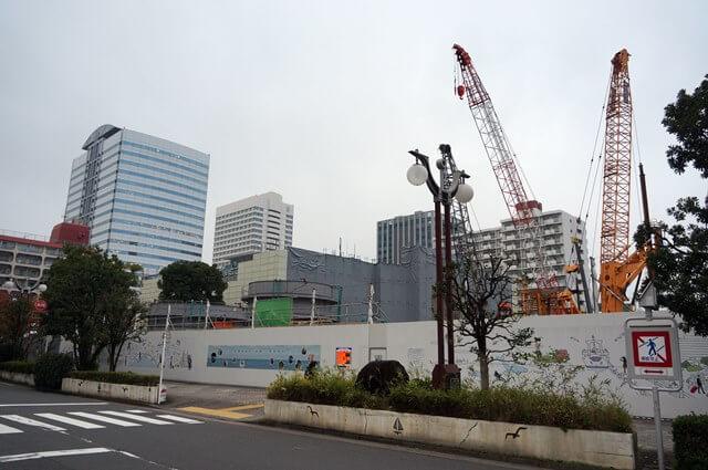 「(仮称)竹芝地区開発計画建築計画(業務棟)新築工事」 2016.11.19