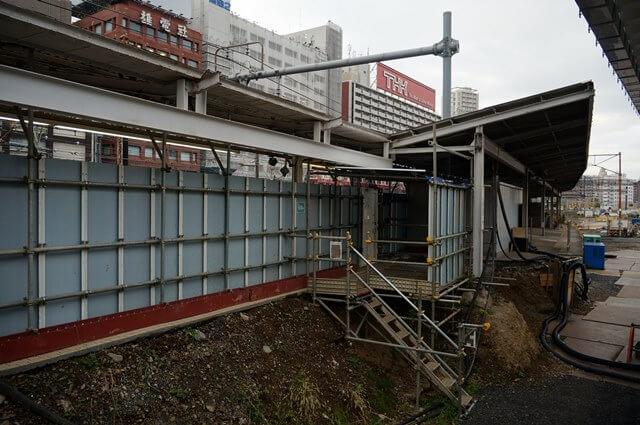 「品川駅5番線ホーム」 2016.11.26