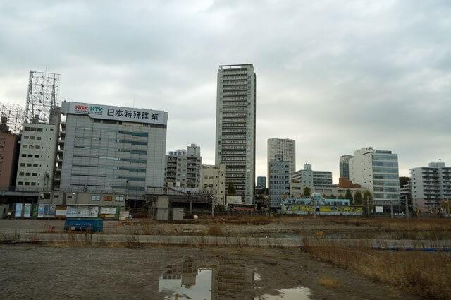 「品川新駅(仮称)」 2016.11.26