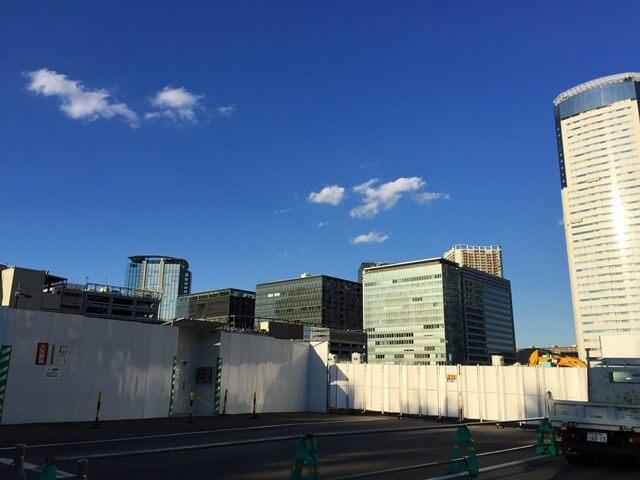 「(仮称)豊洲二丁目駅前地区第一種市街地再開発事業 2-1街区」 2016.11.3