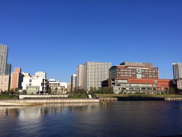 「パークホームズ豊洲ザレジデンス」 2016.11.3