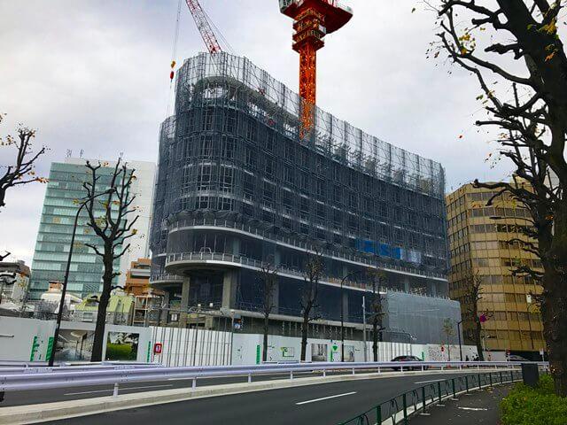 「パークコート青山ザタワー」(Park Court Aoyama the Tower) 2016.11.16