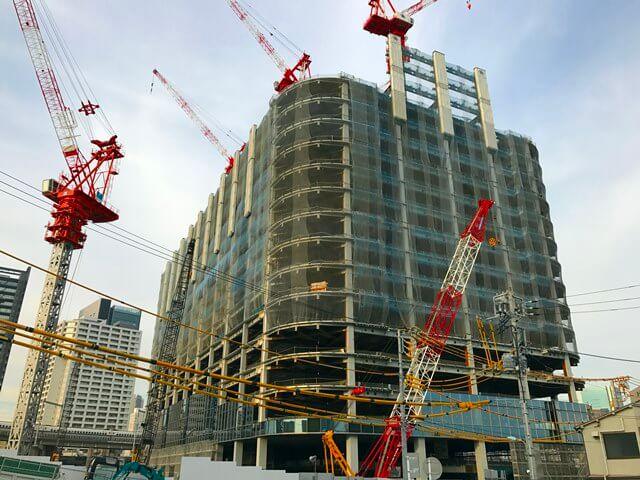 「(仮称)大崎複合再開発タワープロジェクト」 2016.11.20