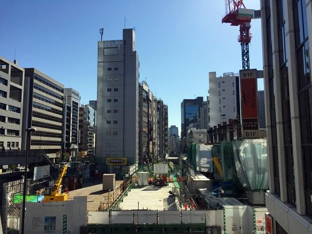 「渋谷ストリーム(SHIBUYA STREAM)」 2016.11.4