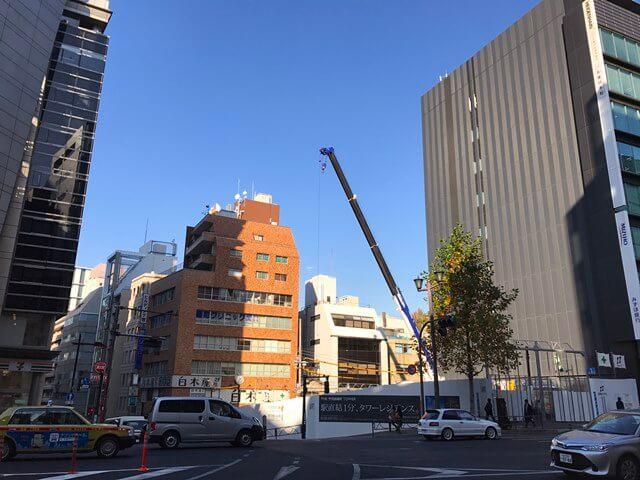 「THE 千代田麹町 TOWER」 2016.11.25