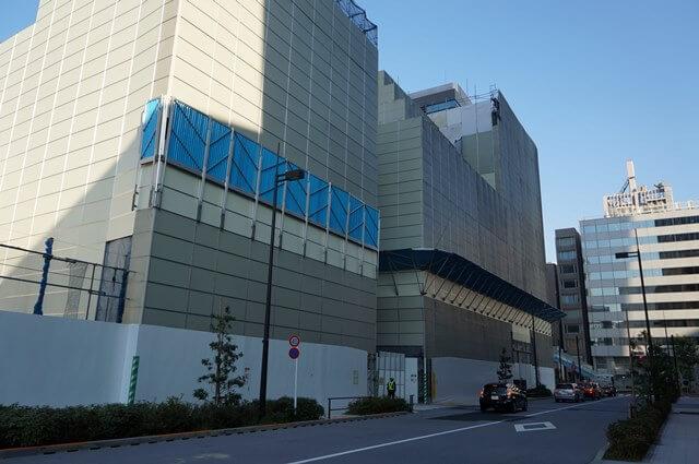 「(仮称)虎ノ門ヒルズビジネスタワー」 2016.11.5