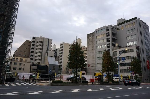 「(仮称)上野5丁目計画」 2016.11.26