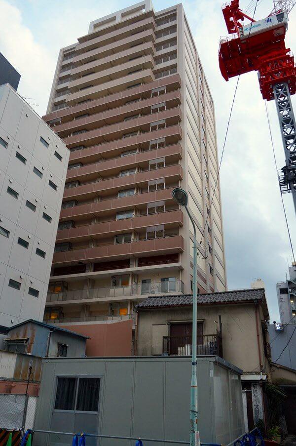 「(仮称)区営東松下町住宅新築工事」 2016.11.26