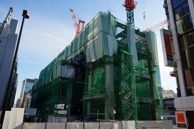 「渋谷ストリーム(SHIBUYA STREAM)」 2016.12.2