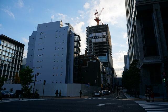 「日本橋二丁目地区第一種市街地再開発事業」 2016.12.3
