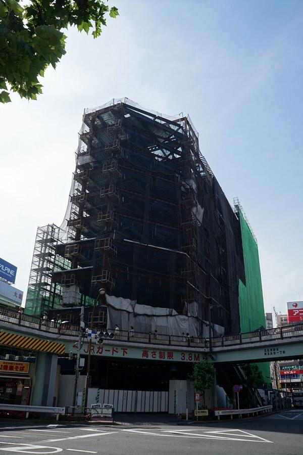 「(仮称)五反田駅東口開発計画」 2019.5.26
