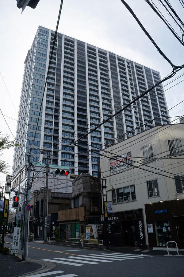 「シティタワー大井町」 2019.5.26