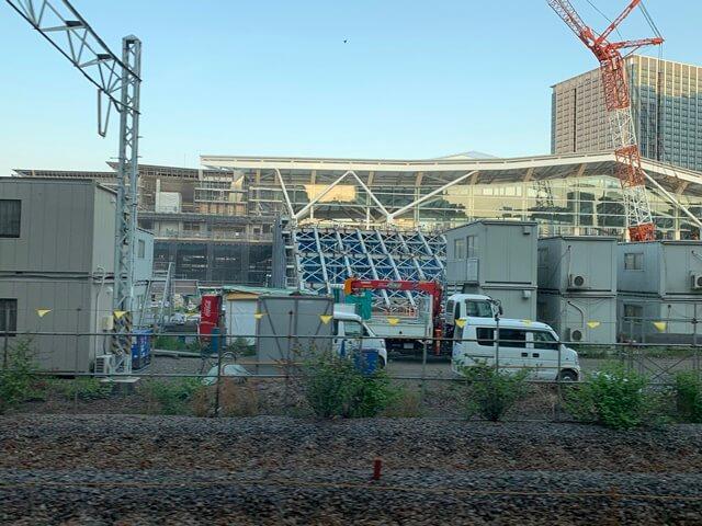 「高輪ゲートウェイ駅」 2019.5.11