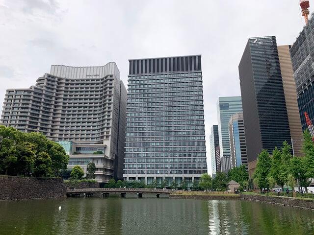 パレスホテル東京 2019.5.28