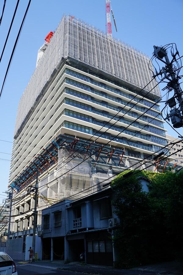 「(仮称)虎ノ門ヒルズ レジデンシャルタワー」 2019.5.11