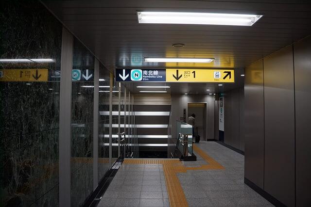 六本木一丁目駅 2019.5.11