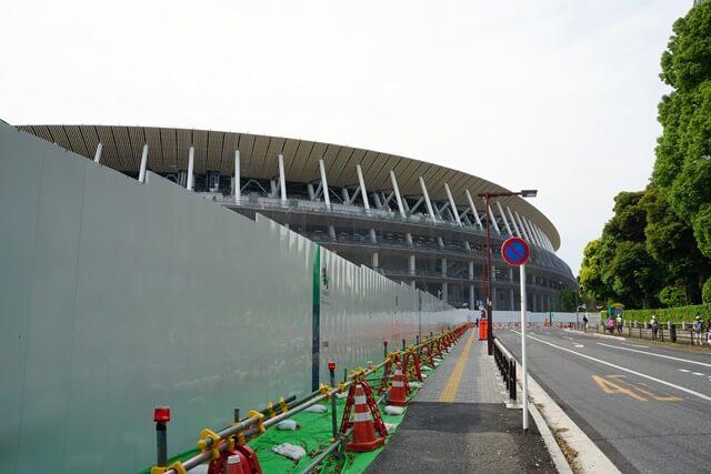 新国立競技場 2019.6.1