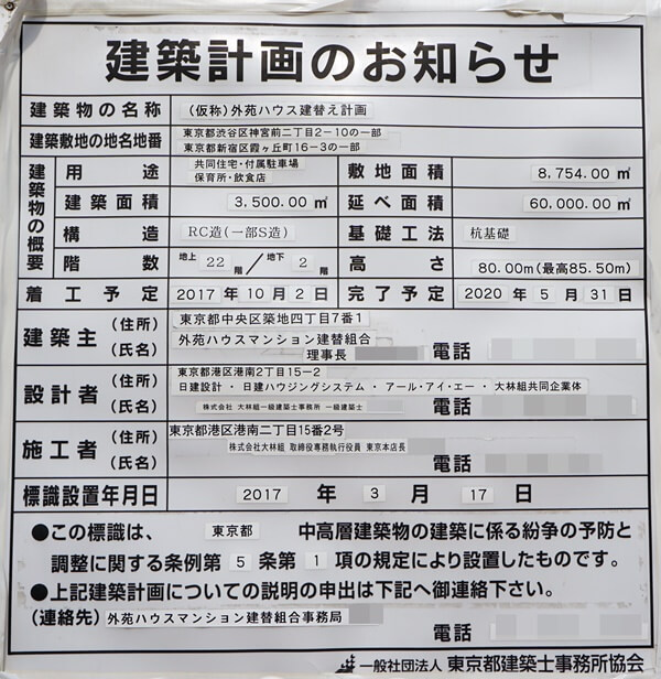 「THE COURT 神宮外苑」 2019.6.1