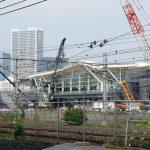 高輪ゲートウェイ駅 2019.6.8