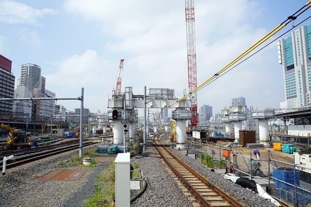 JR品川駅 2019.6.8