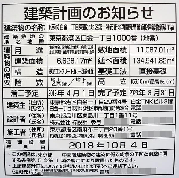 「SHIROKANE The SKY (白金ザ・スカイ)」 2019.6.16