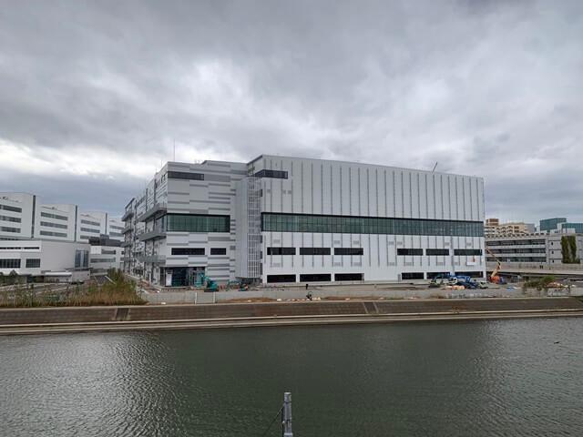 「三井不動産インダストリアルパーク羽田(MFIP羽田)」 2019.4.29