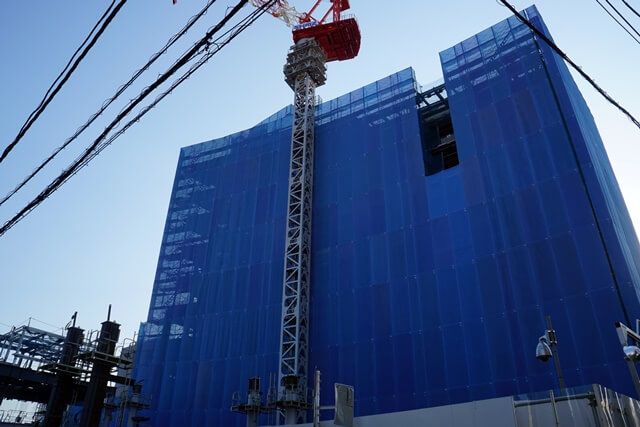 「BOATRACE六本木(仮称)新築工事」 2019.5.11