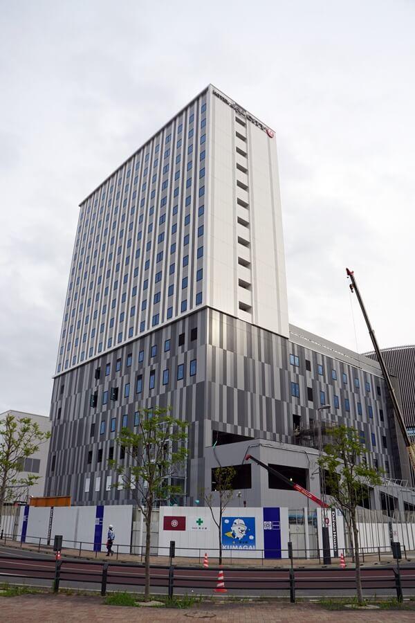 「ホテルJALシティ豊洲」 2019.5.18