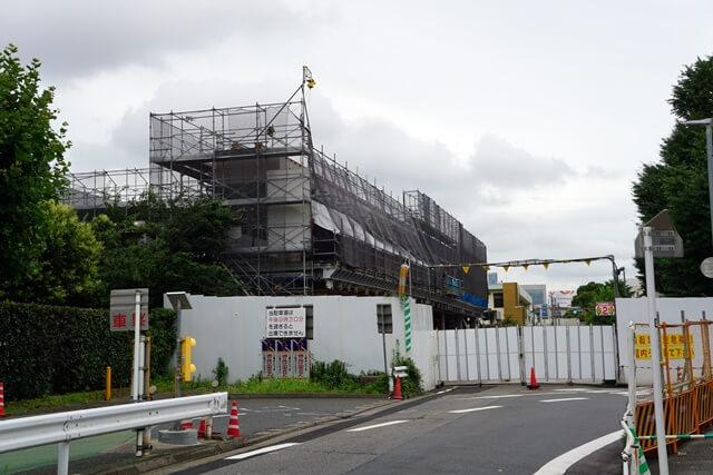上野駅公園口移設工事 2019.7.6