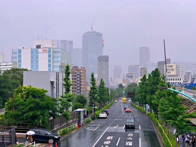 渋谷の様子 2019.6.22