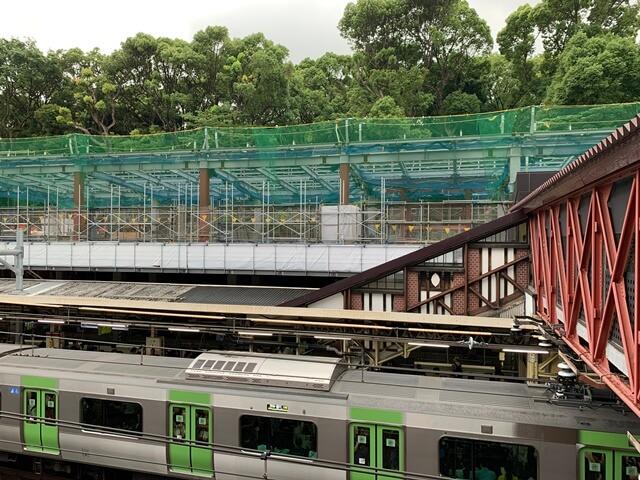 JR原宿駅 2019.6.22