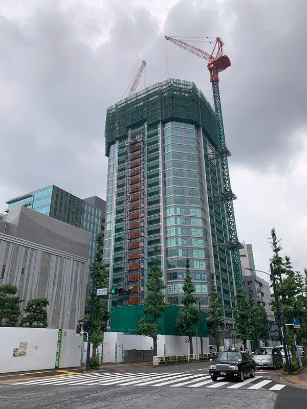 「パークコート渋谷 ザ タワー」 2019.7.13
